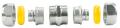 Соединитель металлорукав-металлорукав, IP67, Код SFB015C3, SFB020C3, SFB027C3, SFB035C3, SFB040C3