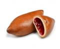 Пирожок с вишней. Продукция из сдобного теста