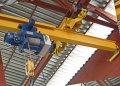 Кран мостовой электрический однобалочный опорный грузоподъемность - 1-5тн