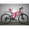 Велосипед Azimut 24 Blackmount FR/D