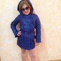 Супер пальто для девочек
