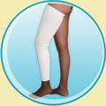 Бандаж универсальный для ноги шерсть