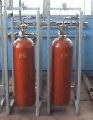 MGP-1-60 gas extinguishing installation