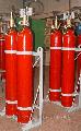 Модули газового пожаротушения МГП-2-60, двухбалонный 120 (2*60) л, инертизационный, с устройством контроля массы и без него, дает возможность включать дополнительную емкость, с пневматическим пуском в автоматическом режиме, с использованием обратного клап