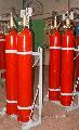 Модули - Установка газового пожаротушения МГП-2-80 для тушения пожаров классов А (твердые материалы), В (жидкость), С (газы), Е (электрооборудование) объемным и локальным способом.