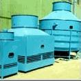 Градирня ИВА 1-1500 (двухблочная) производительность — 1500000 Ккал/час из черного метала покраска ХВ124, из черного метала покраска (Алкид), из нержавеющей стали.