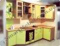Кухня, крашеный МДФ фасад  Артикул:  S179