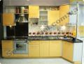 Кухня, крашеный МДФ фасад  Артикул:  S180