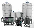 Установка производства биодизеля в потоке УБД-1 под управлением микропроцессоров  GE FANUC полный комплект, (фермерская биодизельная установка) производительность по биодизелю до 1-й тонны в час готового биодизеля