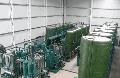Установка производства биодизеля в потоке УБТ-16 полный комплект. Биодизельный завод (установка УБТ-16) в процессе монтажа (Европейское исполнение)