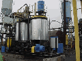 """Установка модификации битума полимерами УВБ-2/8, полимеры  типа \""""Кратон\"""" и \""""Бутанал 198\"""" для получения модифицированного битума для приготовления асфальтобетонов верхнего слоя, поверхностной обработки дорожных покрытий, устройств защитных слоев цемент"""