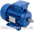 Электродвигатель АИР63В4 мощность 0,37 кВт, частота 1500 об/мин.
