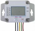 Выносной дисплей в кабину для регистрации показаний датчиков топлива