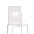 Chair NC-500 white crocodile