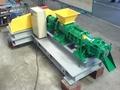 Пресс екструдер БР-1000 для брикетування бурого вугілля й торфу 1 тонна в годину виготовлення брикетів