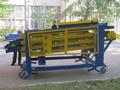 Машина для сортування калібрування картоплі й овочів по розміру на 4 фракції