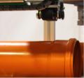 Автоматические Раструбные машины BA с пневматическим инструментом (макс. 4 раструба/цикл) для ПВХ труб от 32мм до 200мм, длина труб от 500мм