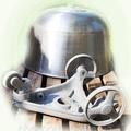 Дежа для тестомеса Л4 ХТВ из нержавеющей стали