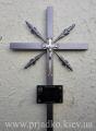 Кресты на могилы в Украине