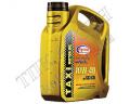 Масло моторное полусинтетическое универсальное Агринол TAXI Motor oil 10W-40 SG/CD - 4 л