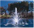 Плавающий фонтан Buckingham фирмы Aqua Control (США)