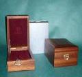 Packaging wooden