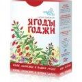 """Фіточай """"Organic Herbs"""" ЯГОДИ ГОДЖИ 100г"""