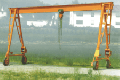 Portal V cranes, pr-in STAHLCraneSystems (Germany) for work both with manual, and with the electric telpher, both indoors, and in the open air. Thanks to connections through shkvorn the crane is mounted quickly and easily.