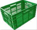 Ящик пластмассовый 600х400х350 перфорированный