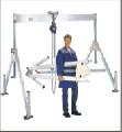 Портальный алюминиевый кран для поднятия и перемещения груза пр-во STAHLCraneSystems (Германия)