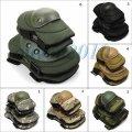 Tactical army kneecaps + elbow pieces (set)