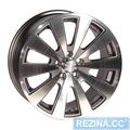 Автомобильные диски R16 W7 PCD5x100 ET40 DIA73.1 ZW 252 EP