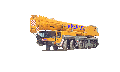 The crane is load-lifting mobile