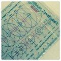 PW 297 Линейка для измерения диаметров зон задержки роста микроорганизмов