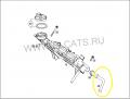 Патрубок отвода картерных газов sr02232