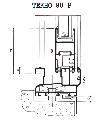 Алюминиевые профили ТЕКНО 80 Р - оконно-дверные строительные системы и перегородки для изготовления ограждающих светопрозрачных конструкций и вентилируемых фасадов различной сложности.