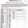 Готовий комбикорм для поросят весом от 15 до 60 кг. Аминомикс 5315 - 1%