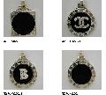 Подвески серебряные (Ag), серебро 925° пробы с драгоценными, полудрагоценными и синтетическими вставками