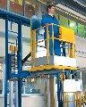 Подъемные тележки для оператора  - для подъема, и продольного перемещения одного рабочего с инструментами, создавая безопасные и удобные условия для работы.