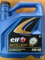 Масло моторное Elf EVOLUTION 900 NF 5W40 4L