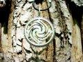 Знич славянский оберег кулон из серебра 925 пробы