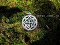 Валькирия славянский оберег кулон из серебра 925 пробы