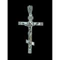 Крест Серебряный 20