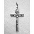 Крест Серебряный 8
