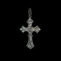 Крест Серебряный 13
