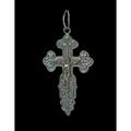 Крест Серебряный 19