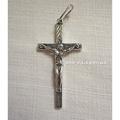 Крест Серебряный 23