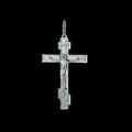 Крест Серебряный 27