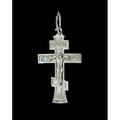 Крест Серебряный 28
