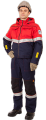 Suit for work in the electromagnetic field EDS-4 (0) Tesla